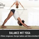 Balance Yoga // Drachenspuren - Sakira Philipp