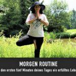 DRACHENSPUREN // MORGEN ROUTINE