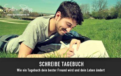 SCHREIBE TAGEBUCH!
