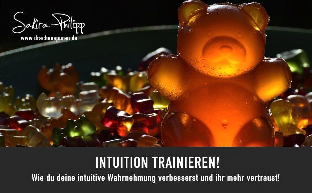 INTUITION TRAINIEREN!
