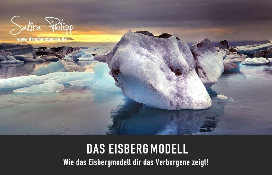 Eisbergmodell // Sakira Philipp - Drachenspuren
