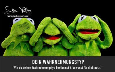 DEIN WAHRNEHMUNGSTYP